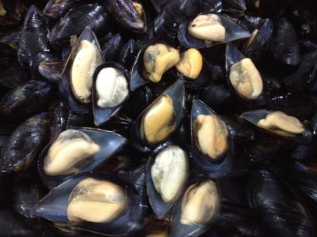 Mussel meat(2012-4)